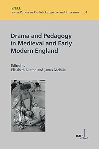 drama early modern england